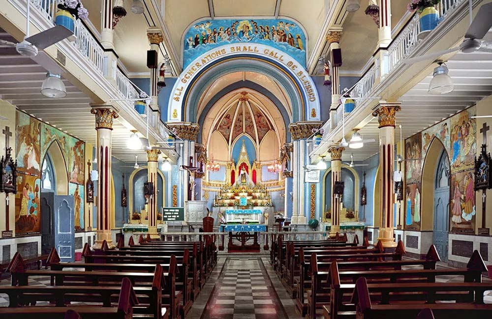 Mount Mary Basilica, Mumbai