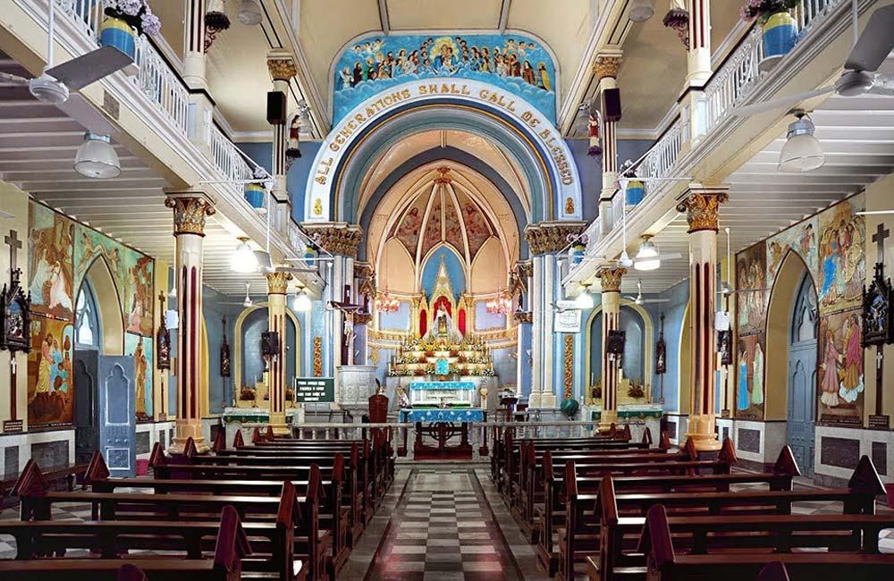 Mount Mary Basilica