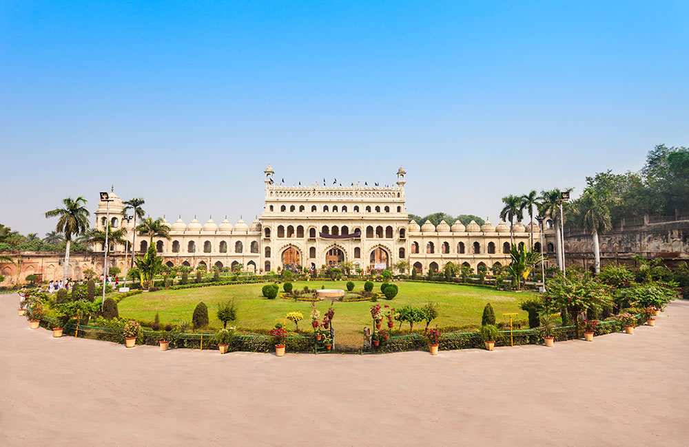 Get lost in the magnificent Bara Imambara