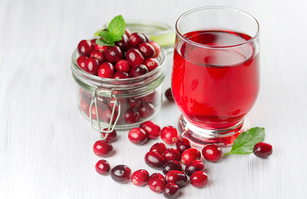 Cranberry Juice for the Kidneys