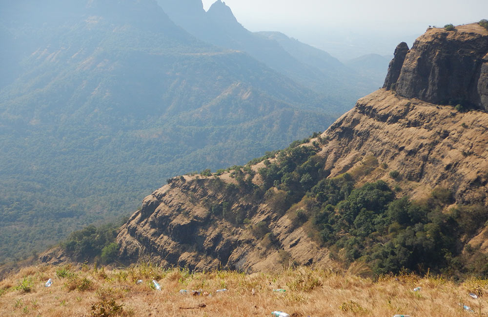 The Grassy Hills of Matheran