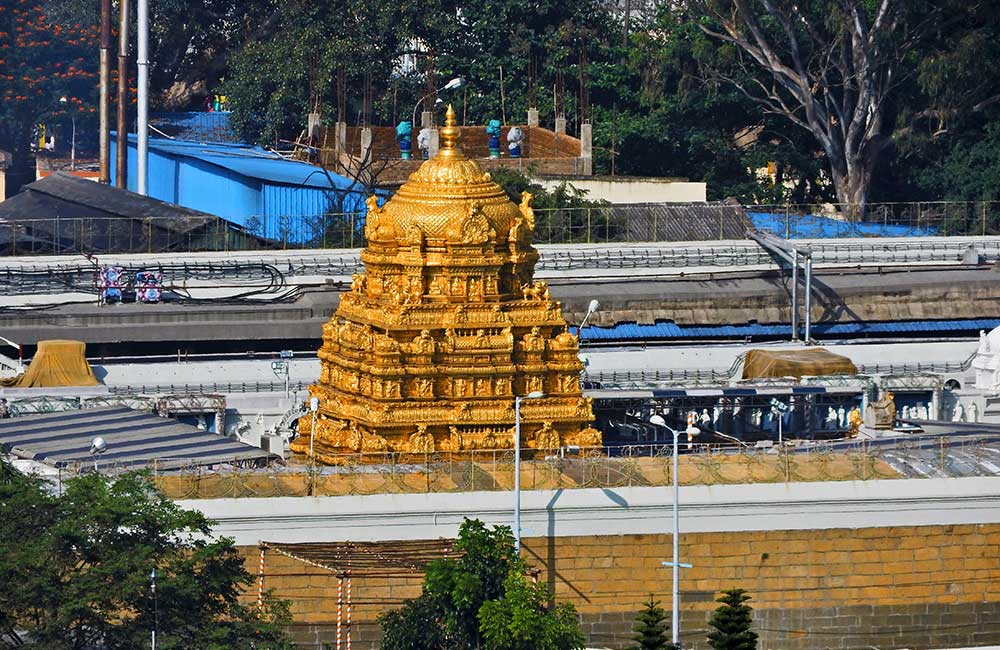 Tirupati | #6 of 10 Best Places for One Day Trip from Chennai