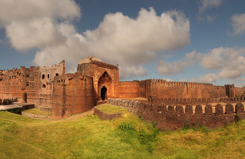 The Grand Bidar Fort