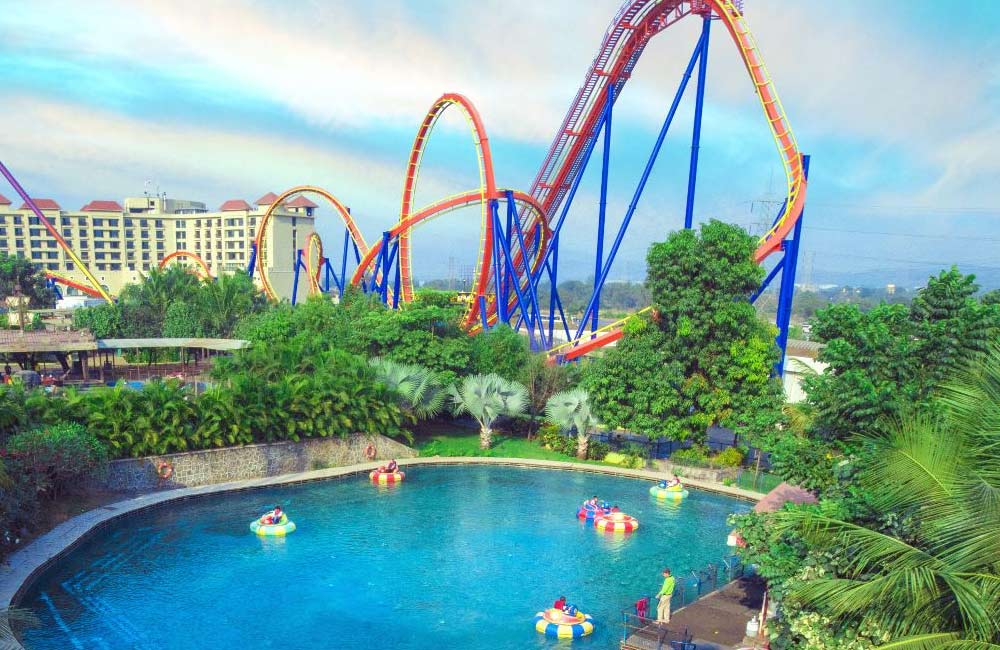 Enjoy at Waterpark | #10 of 11 Things to Do in Mumbai this Weekend