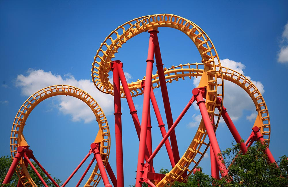 Amusement Park   #5 of 13 Things to Do in Bangalore for Youngsters