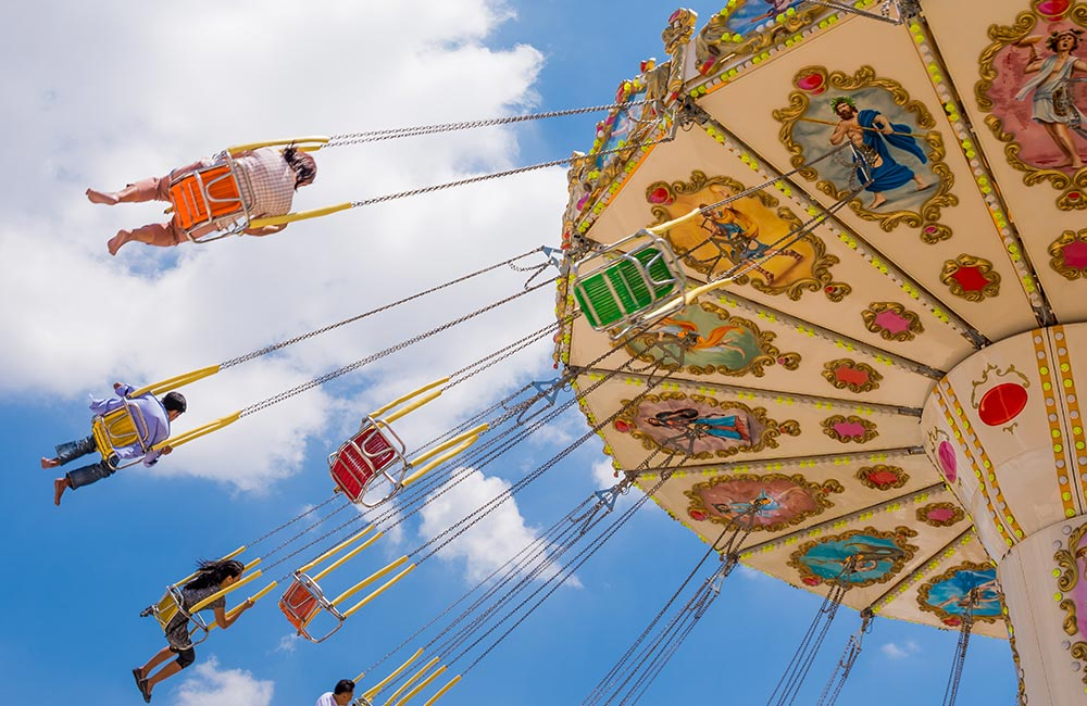 Explore Amusement Park | #1 of 11 Things to do in Delhi on weekends