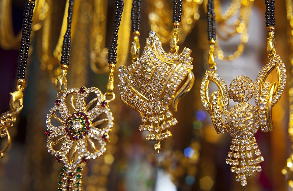 Sowcarpet Market, Chennai