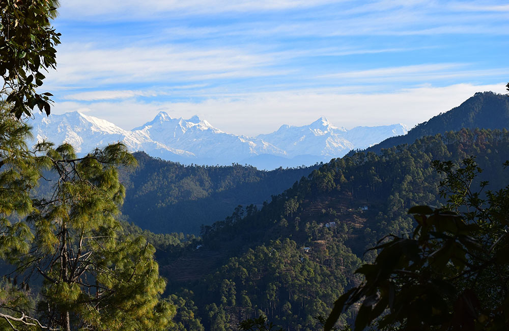 Binsar,Winter destinations in India