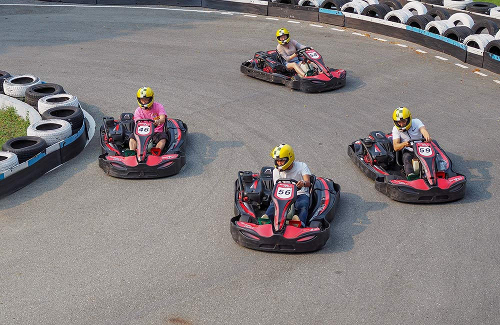 F9 Go Karting, Gurgaon