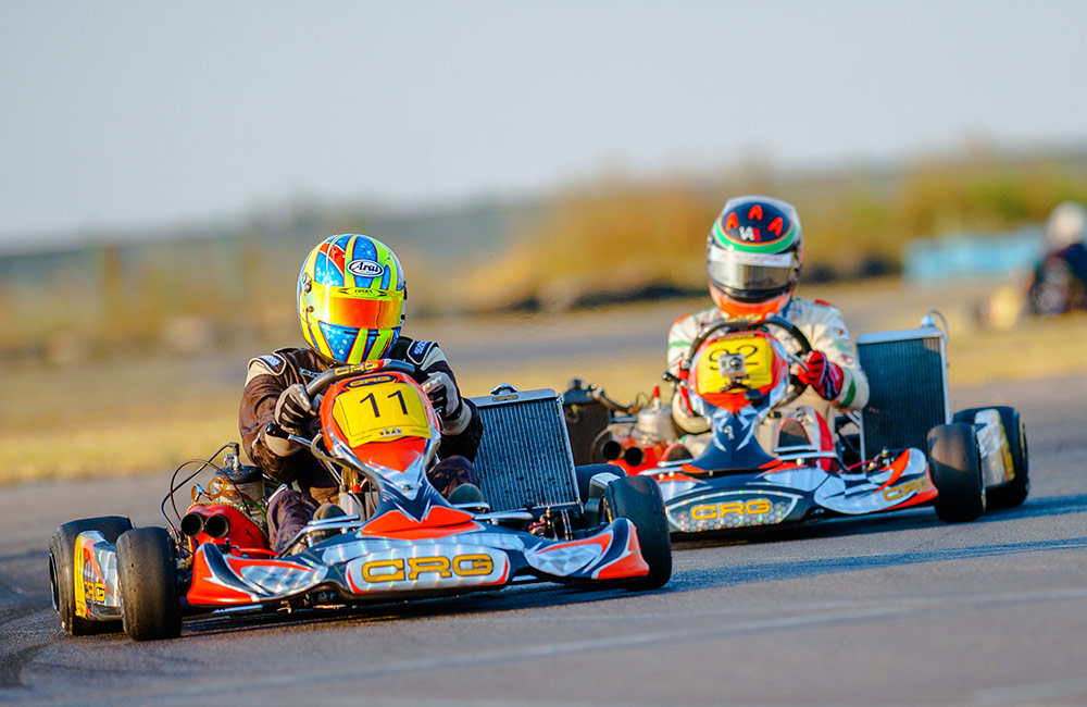 Go-karting | #4 of 14 Things to Do in Bangalore for Youngsters