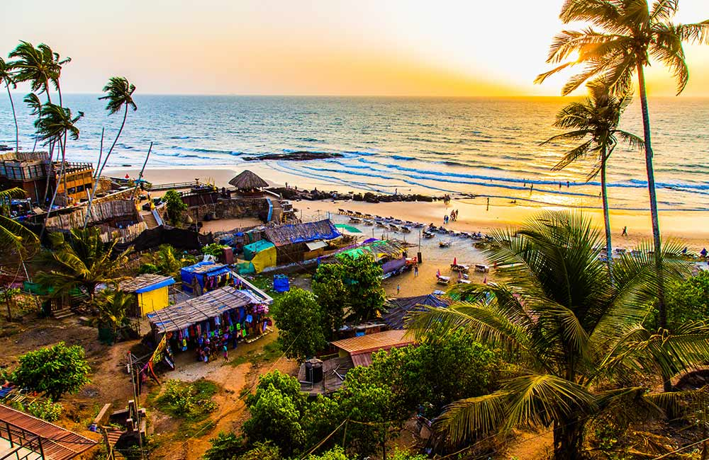 Goa | Best Places to Visit in December