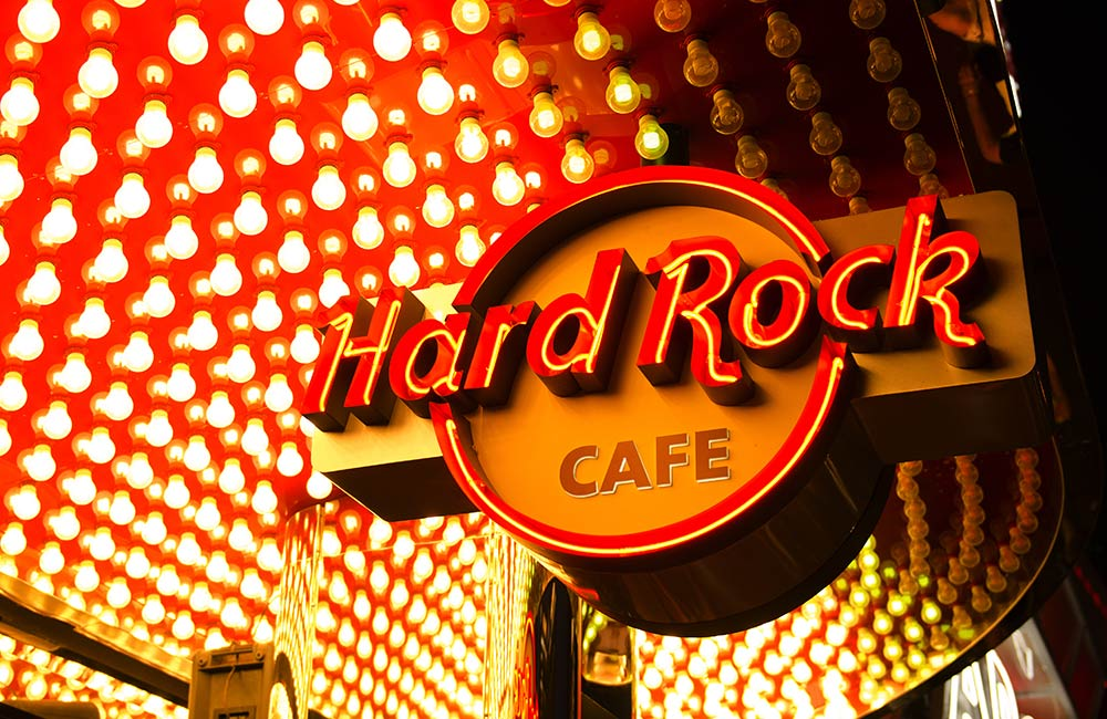 Hard Rock Café, Hyderabad