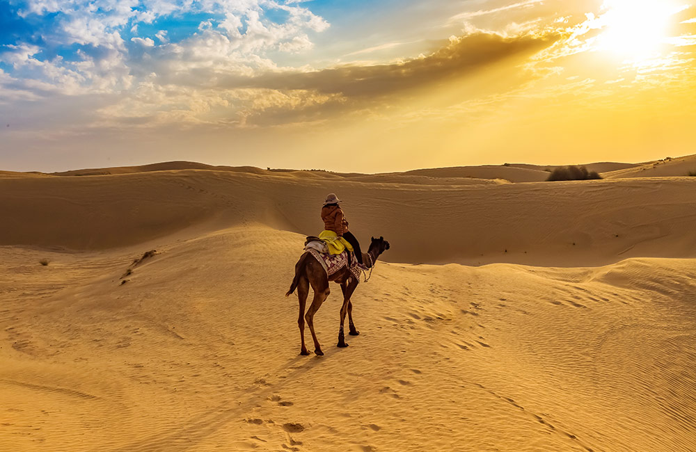 Jaisalmer,Winter destinations in India
