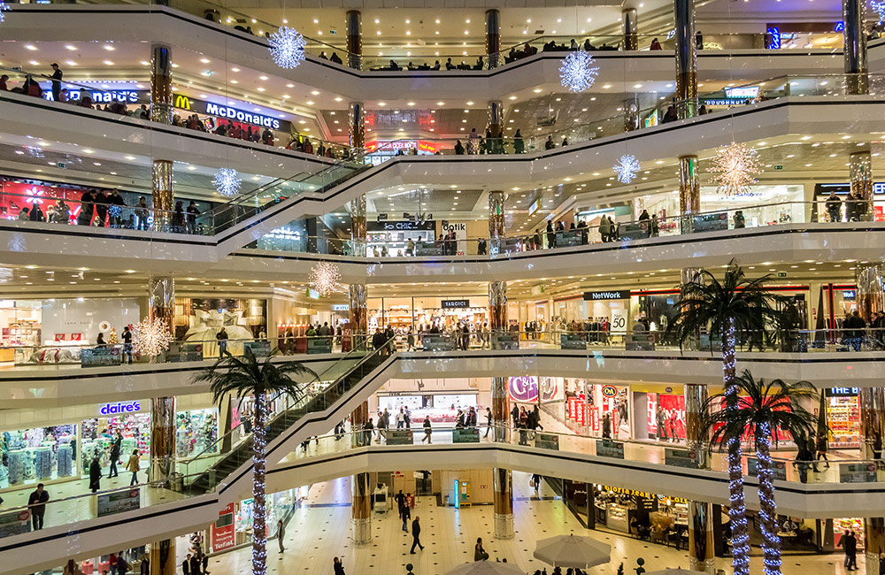 Shopping Malls | #8 of 14 Things to Do in Bangalore for Youngsters