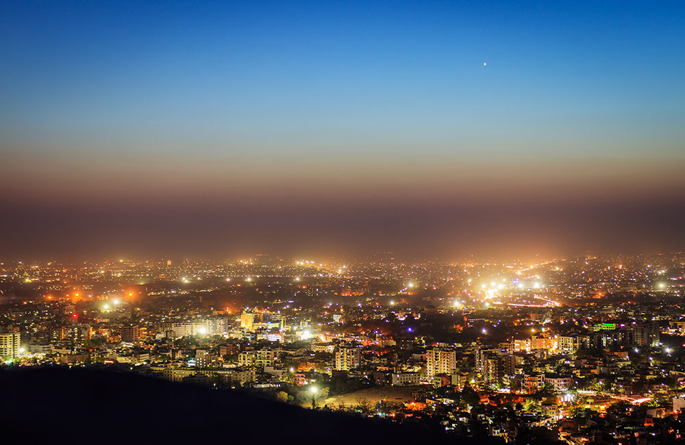 #3 of 7 Places to Visit in Hyderabad in Evening
