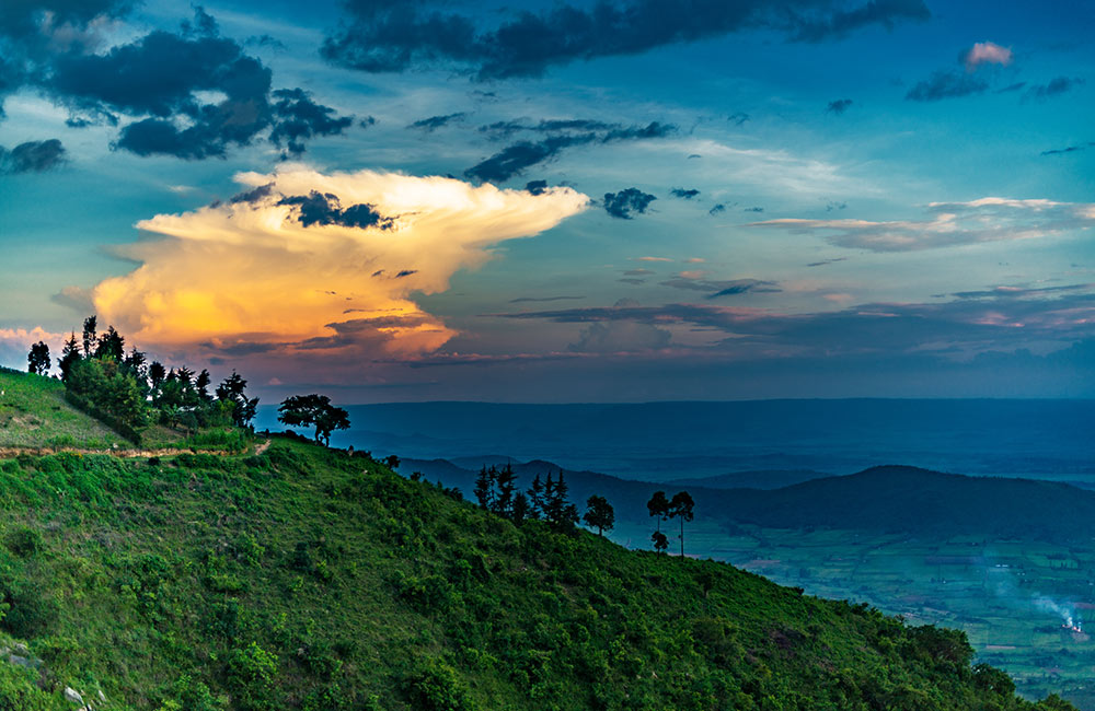 Nandi Hills   #14 of 14 Things to Do in Bangalore for Youngsters