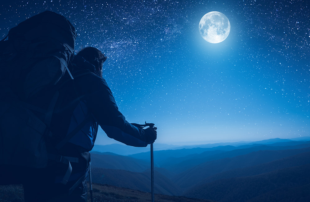 Night Trekking | Best Night Out Places in Bangalore for Couples