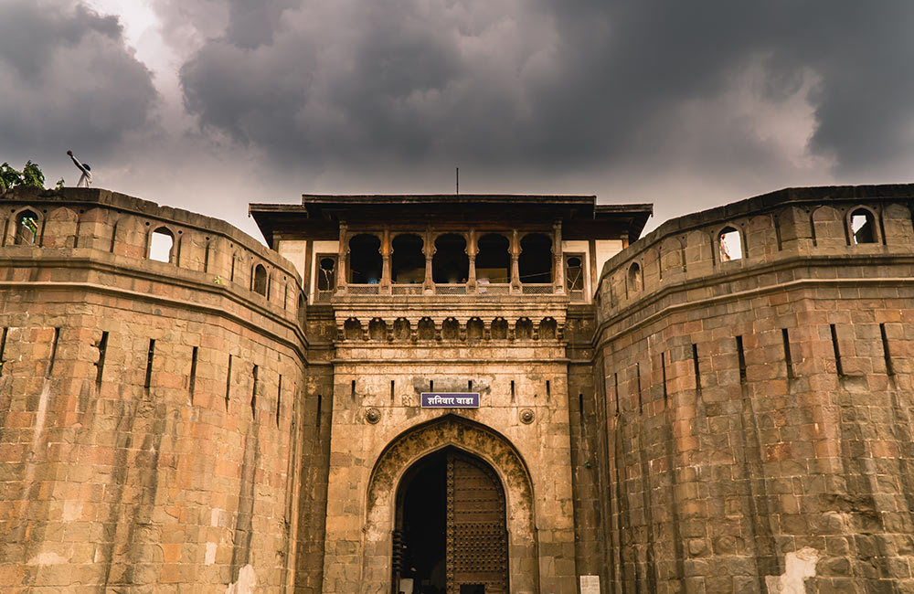 Shaniwar Wada Palace | #6 of 6 Things to Do in Pune on Weekends