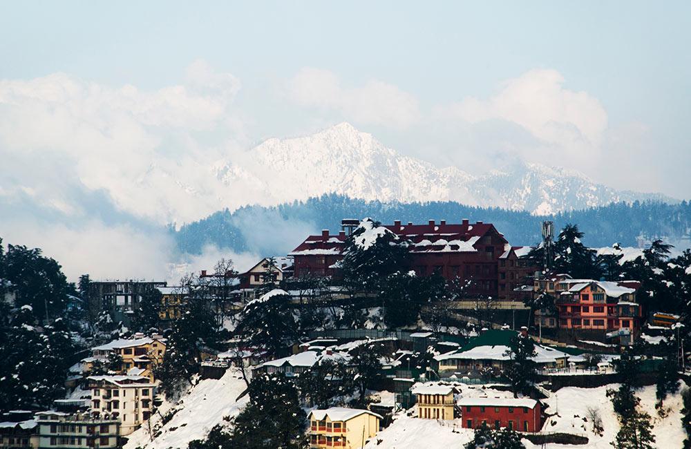 Shimla-Kufri,Winter destinations in India