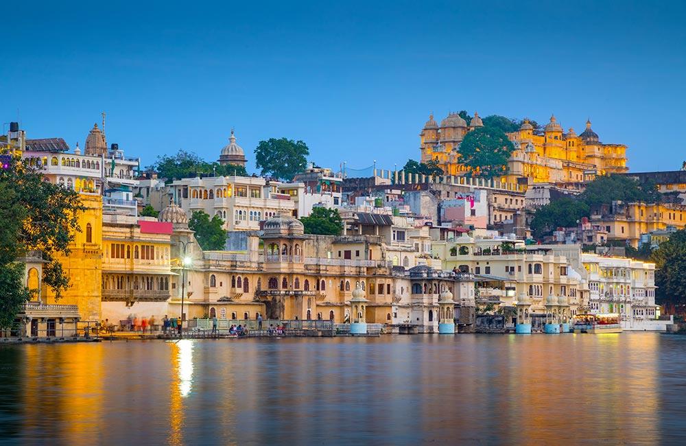 Udaipur,Winter destinations in India