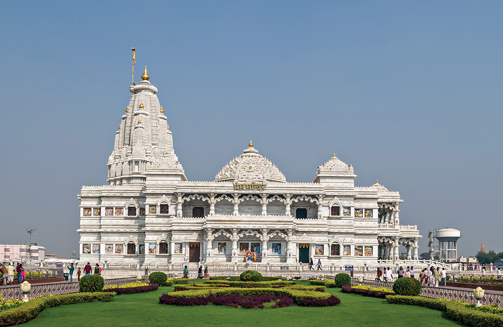 Vrindavan   #5 of 7 Best Places One day Trips from Delhi within 100 km