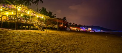 Places to Visit in Goa at Night