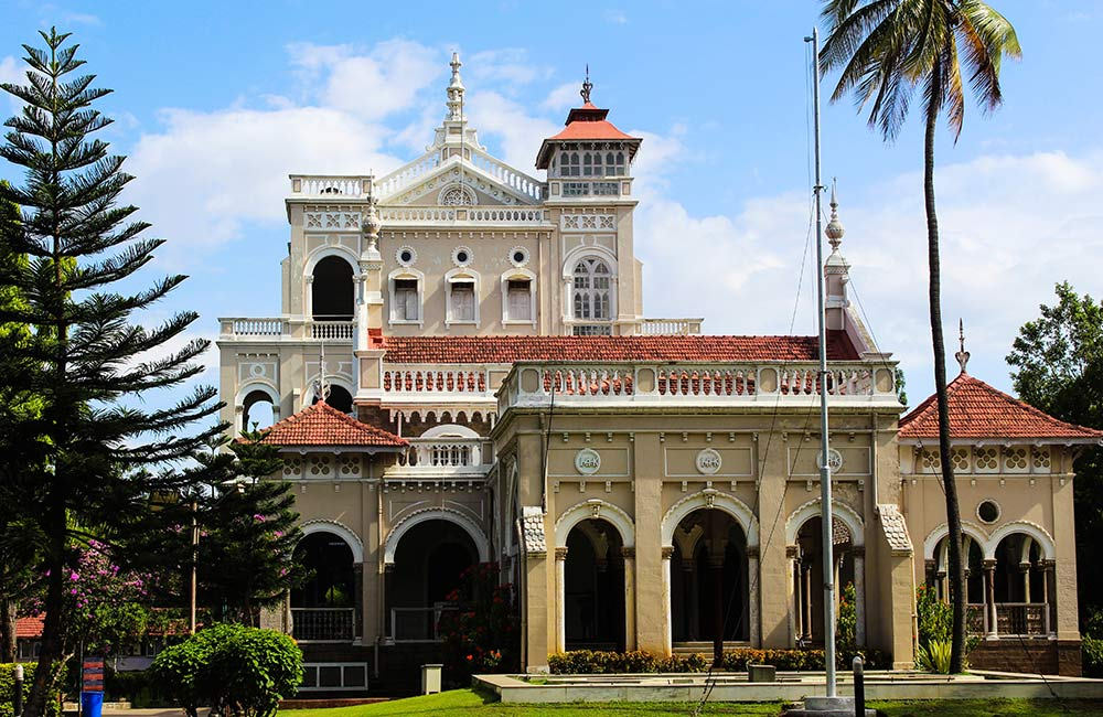 Aga Khan Palace | #1 of 6 Best Places to Visit in Pune on One-Day Trip