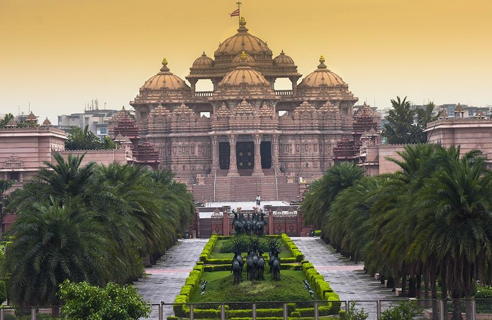 Akshardham Temple, Delhi NCR