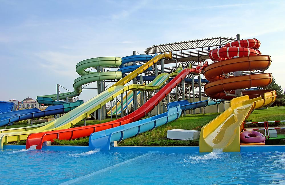 Dream World Water Park, Lucknow