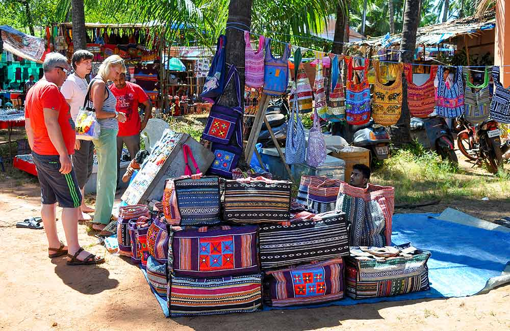 Anjuna Flea Market | #21 of 28 Places to Visit in North Goa