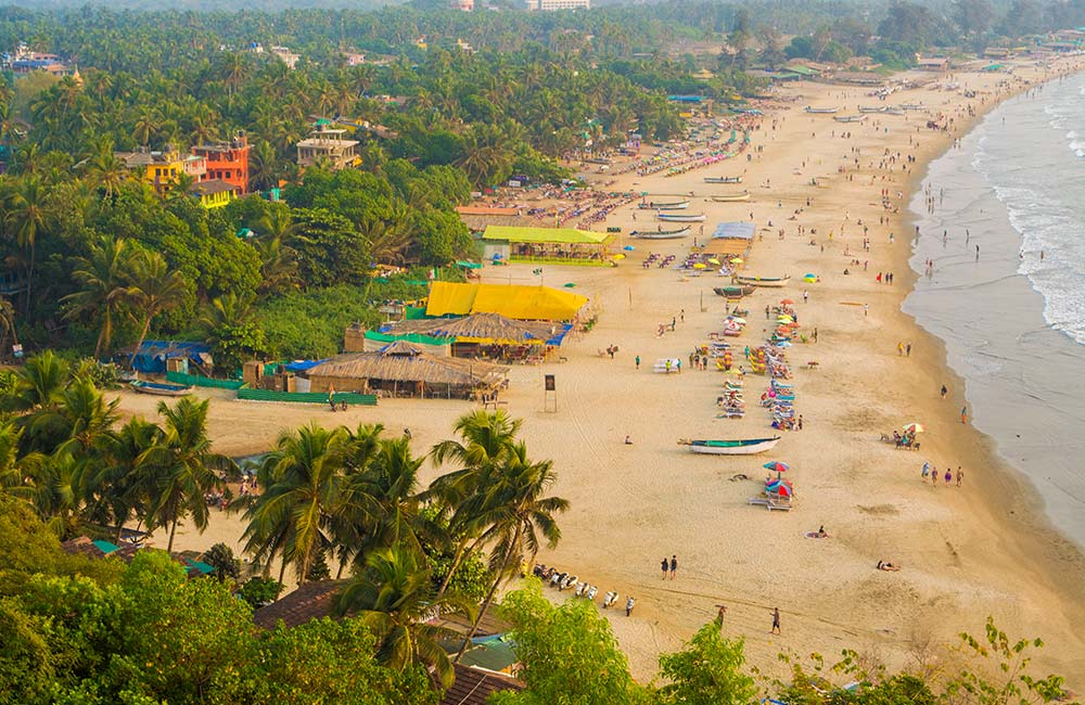 Arambol Beach | #9 of 28 Places to Visit in North Goa