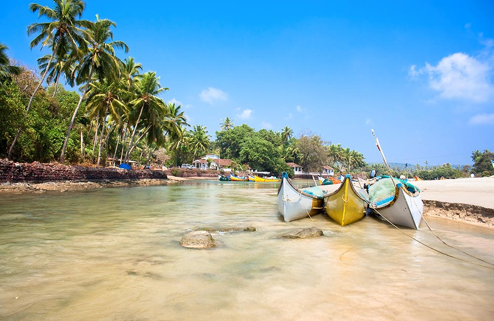 Baga Beach | #5 of 28 Places to Visit in North Goa