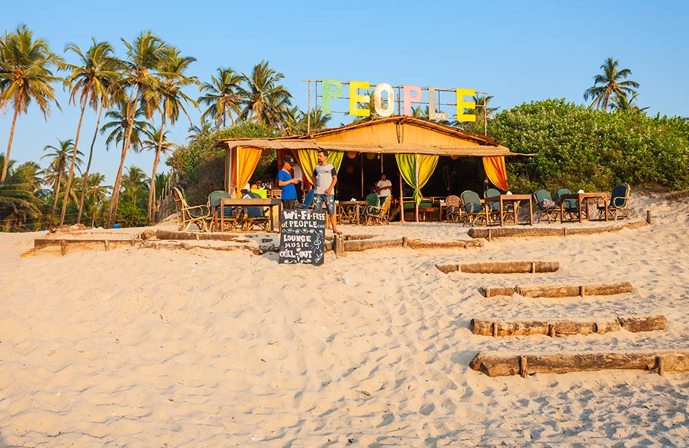 Beach Shacks | #14 of 30 Places to Visit in Goa for Youngsters