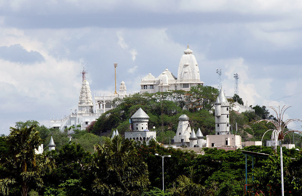 Birla Mandir | #14 of 32 Best Places to Visit in Jaipur