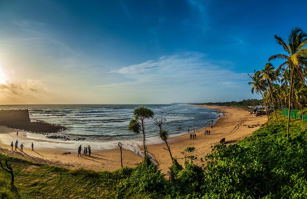 Candolim Beach | #7 of 28 Places to Visit in North Goa