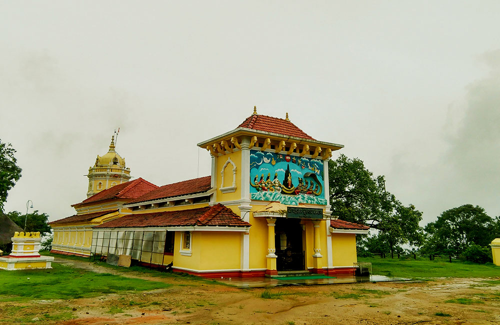 Chandreshwar Bhoothnath Temple, South Goa