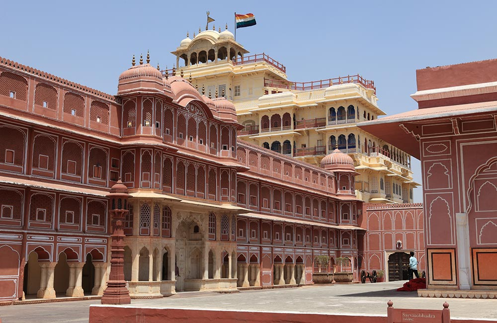 City Palace | #4 of 32 Best Places to Visit in Jaipur