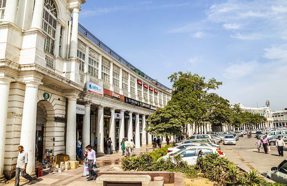 Connaught Place, Delhi NCR