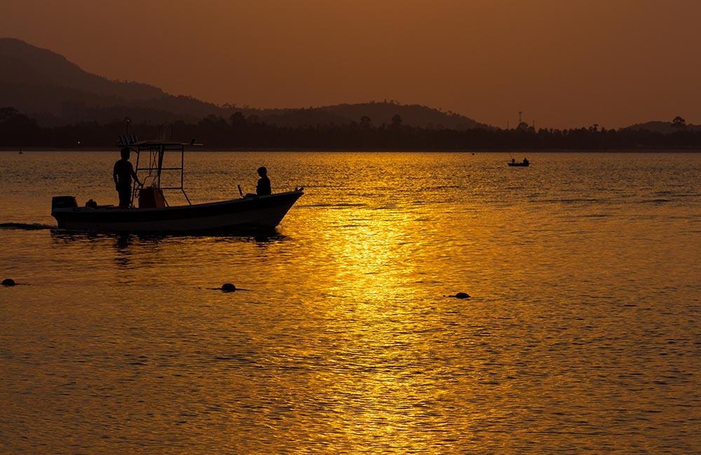 Damdama Lake, Delhi NCR