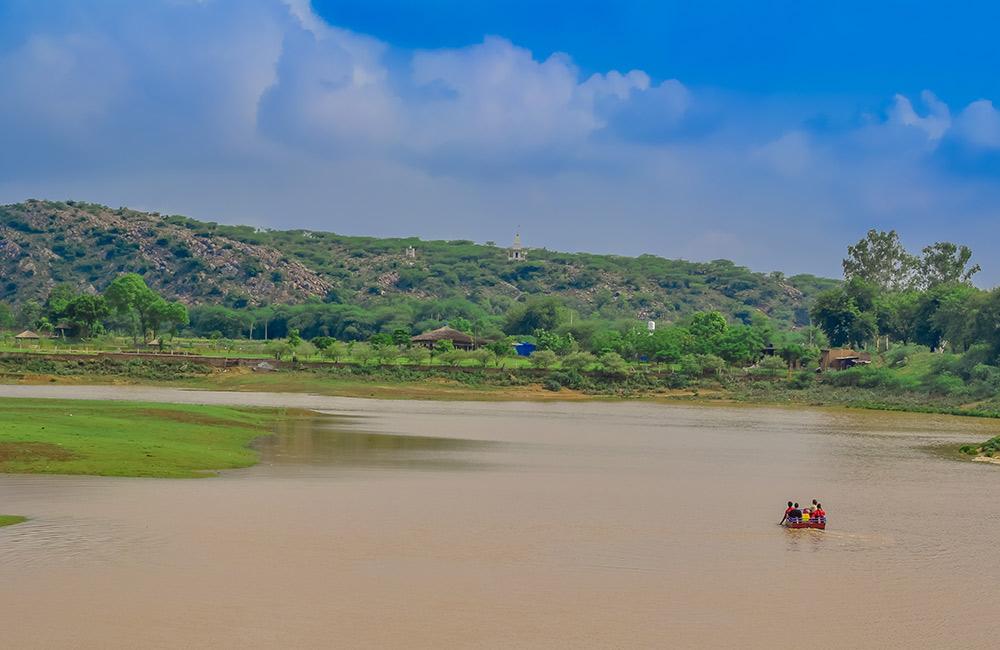 Damdama Lake, Gurgaon