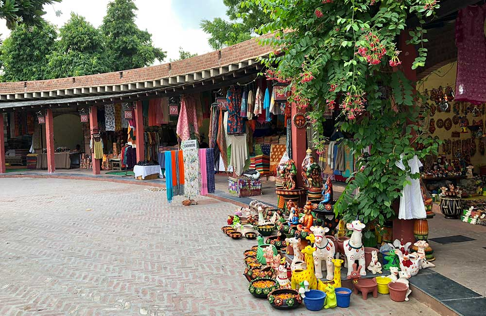 Dilli Haat | #9 of 16 Best Places to Visit in Delhi NCR
