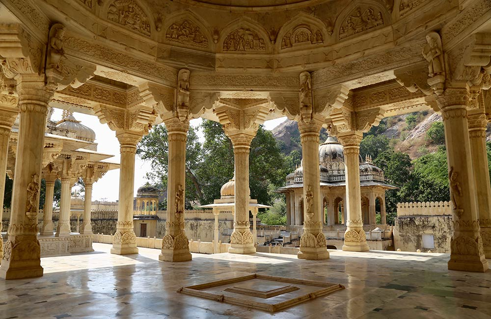 Gatore Ki Chhatriyan | #1 of 15 Best Places near Jaipur within 50 km