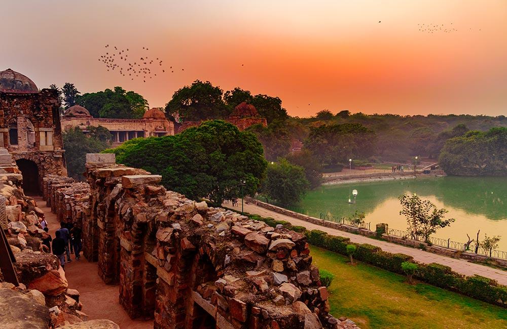Hauz Khas Village, Delhi NCR