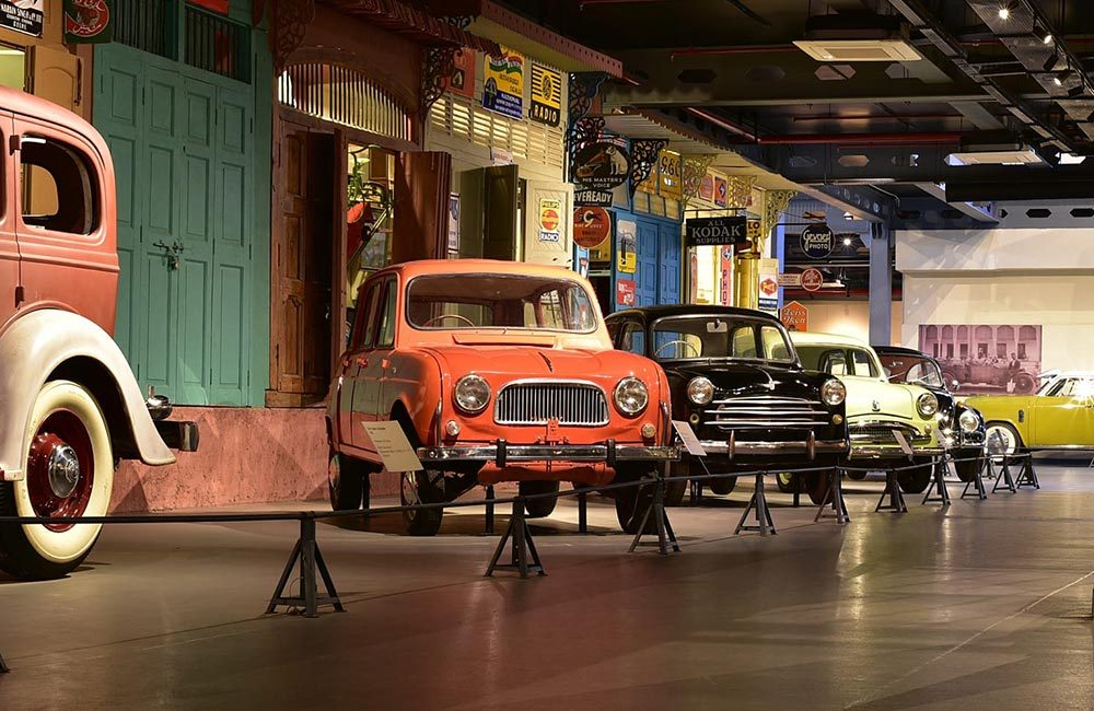 Heritage Transport Museum, Gurgaon