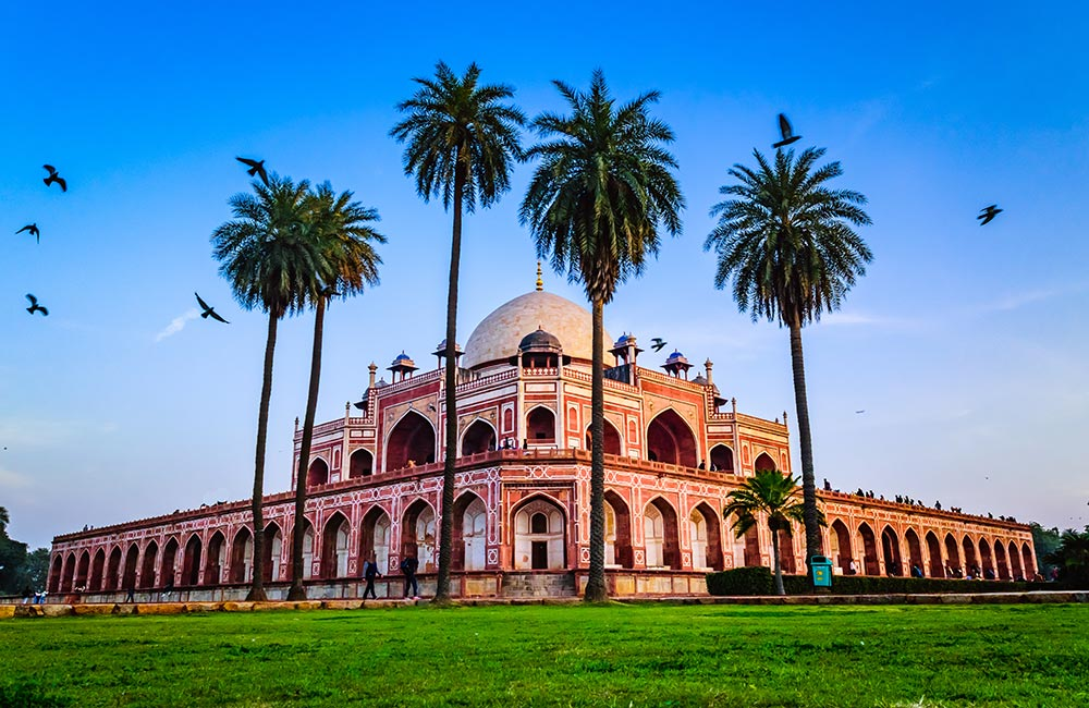 Humayun's Tomb | #13 of 16 Best Places to Visit in Delhi NCR