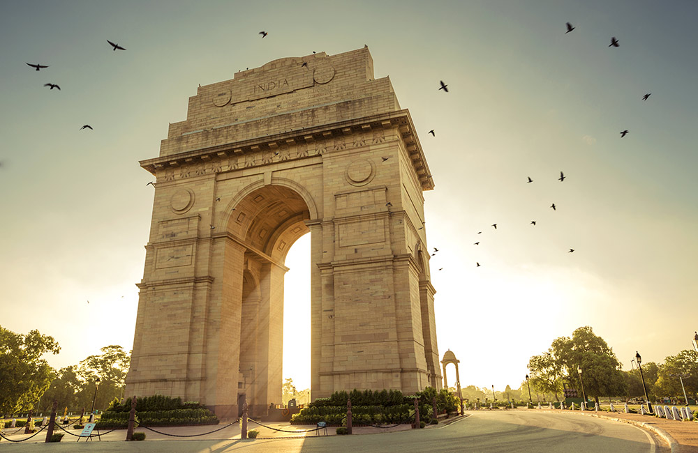 India Gate, Delhi NCR