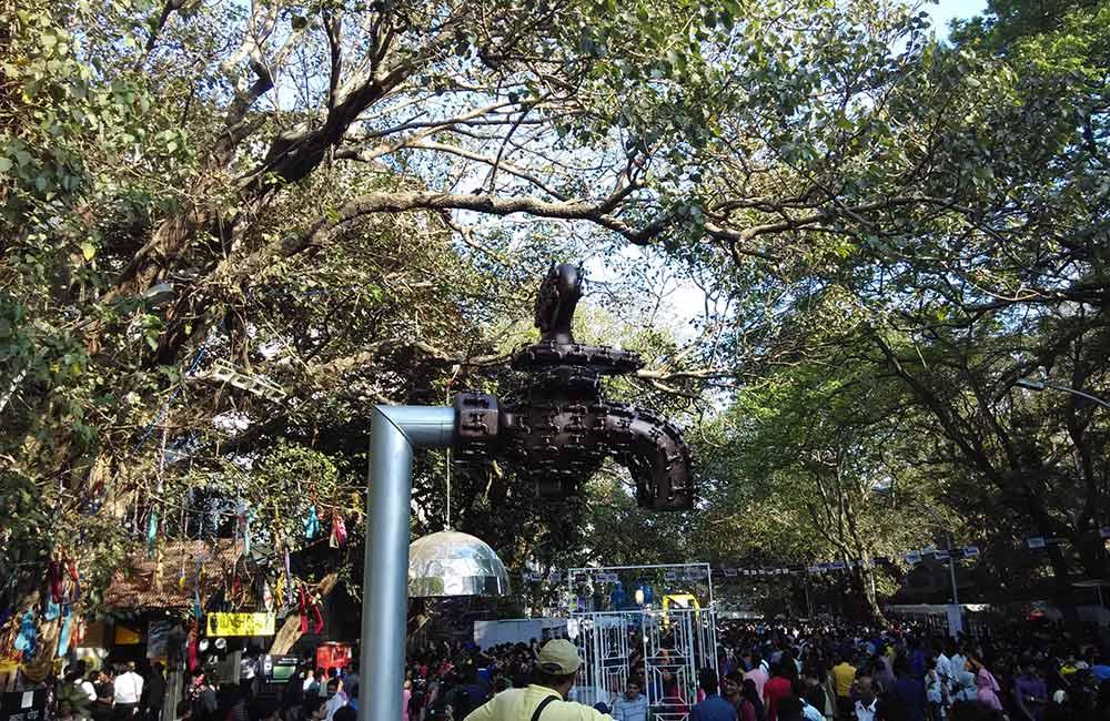 Kala Ghoda Art Precinct | #5 of 8 Best Places to visit in Mumbai for fun