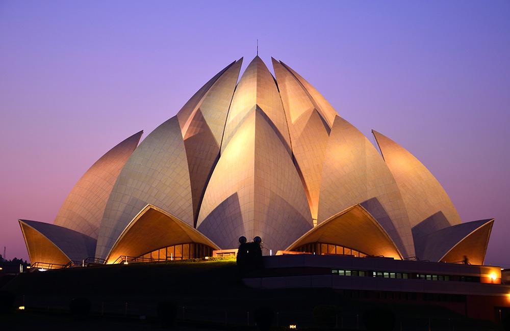 Lotus Temple, Delhi NCR
