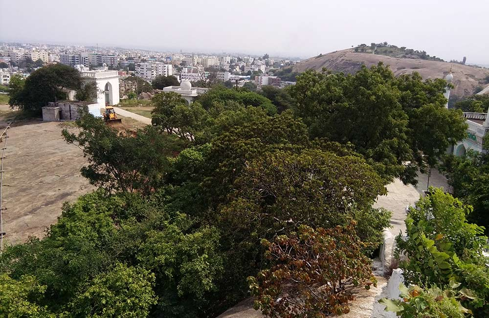 Moula Ali Hill | #2 of 11 Best Places to visit in Hyderabad at Night