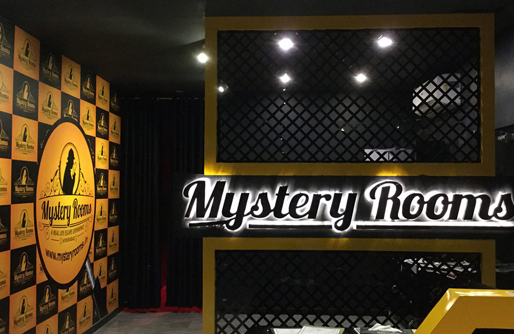 Mystery Rooms, Indore